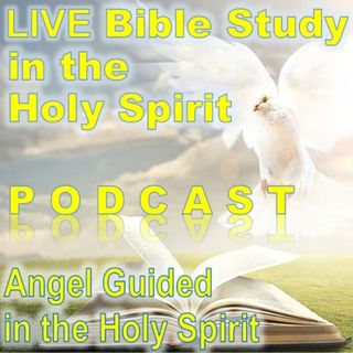 Episode 2 - Gospel of John 15: 18-27 The LIVE Bible Study in the Holy Spirit