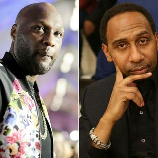 2.M.A.S.C : Will Espn Make Stephen A Smith Apologize To Lamar Odom?