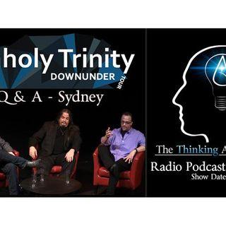 Unholy Trinity Down Under - Q & A (Sydney, Australia)
