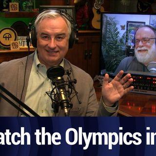Tech Break: TTG Clip: Watch the Olympics in 4K