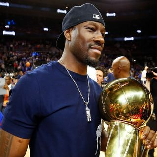 Ben Wallace - Former Pistons Great