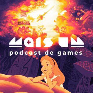 #07 - O que gostariamos de ver em Jogos (ou, Sonha, Alice!)