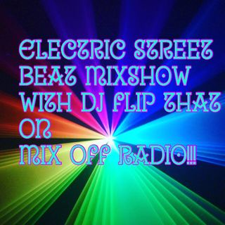 Electric street Beat MixShow 7/29/19 (Live DJ Mix)