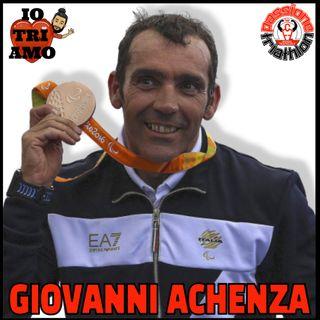 Passione Triathlon n° 65 🏊🚴🏃💗 Giovanni Achenza