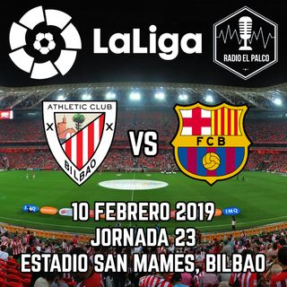 Athletic Club vs Barcelona en VIVO