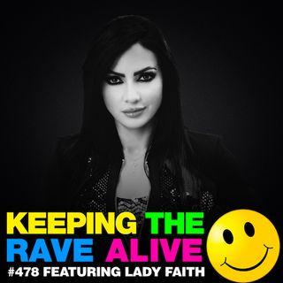 Episode 478: Lady Faith!