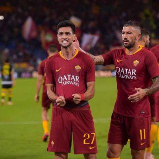 Roma-Frosinone. La Roma è tornata?
