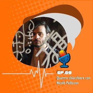 Pop Out 09 - Di magia, filosofia e scoperta (Quattro chiacchiere con Nicolò Pellizzon)