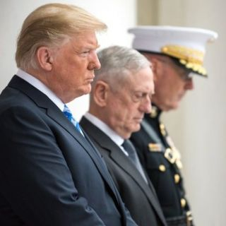 Trump May Have Plans To Strike Iran