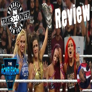 WWE NXT Takeover Brooklyn Post Show (8-22-15)