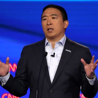 Andrew Yang Drops Out of the 2020 Presidential Race