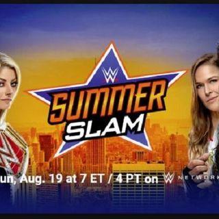 SummerSlam 2018 Back to Brooklyn
