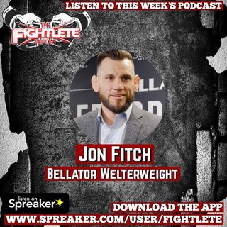 Bellator 220 Welterweight Title Contender Jon Fitch