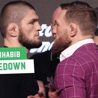 Conor McGregor vs. khabib Nurmagomedov UFC 229