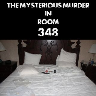 The Mysterious Murder In Room 348