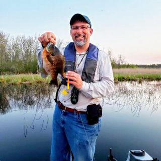 Dave Weitzel: Managing for Big Panfish in Minnesota