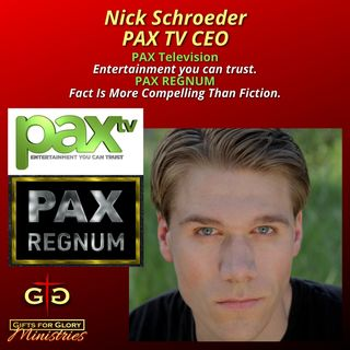Nick Schroeder PAX TV