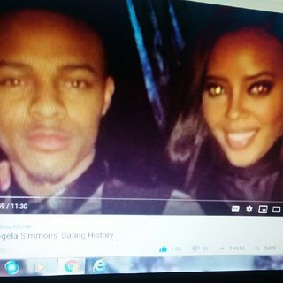 My Opinions On Angela Simmons Messy Dating History!!!