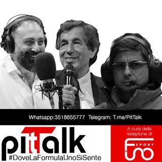 Pit Talk - F1 - Un Binotto felice...