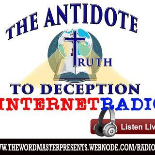 The Antidote To Deception Radio