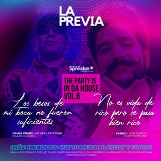 Cumbia Mix | The party is in da house vol.6 | Mix by @bravomusic.cl