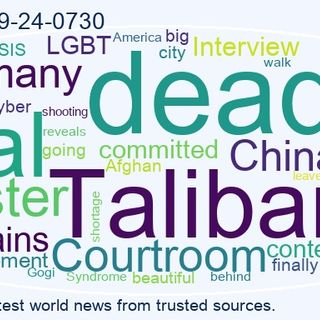 World News 2021-09-24-0730