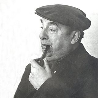 sonetto LXVI (P. Neruda) letto da Santiago Montrés