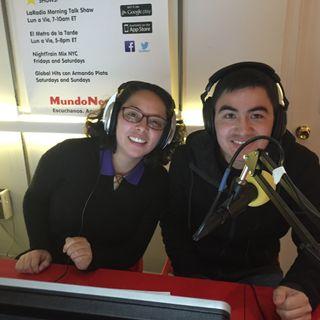 El Metro de la Tarde con Julia en New York  en MundoNet Radio Miercoles 24 de Febrero