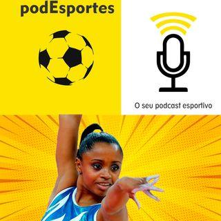 Daiane dos Santos no podEsportes
