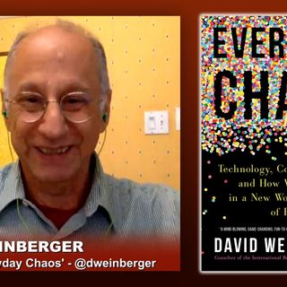 Triangulation 413: David Weinberger: Everyday Chaos