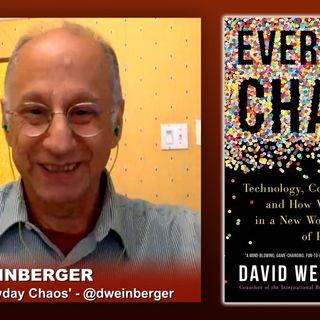 Triangulation 413: David Weinberger: Everyday Chaos