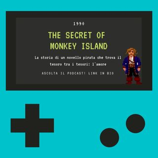THE SECRET OF MONKEY ISLAND - 1990 - puntata 10