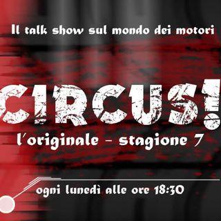 Il resoconto degli #F1Testing, FormulaE, Formula X Italian Series - Circus! Puntata 288 - RadioLiveGP