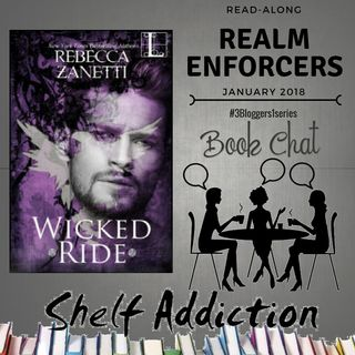 Ep 170: 3B1S   Wicked Ride (RE#1) Read-Along Discussion