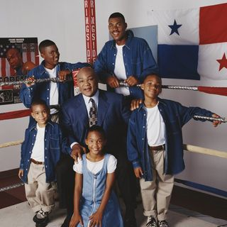 RINGSIDE BOXING SHOW SPECIAL EDITION Growing up Foreman: Two of Big George's sons discuss their upbringing