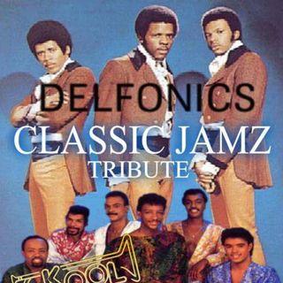 Classic Jamz *Delfonics & Kool & the Gang* 10-14-17