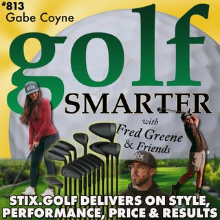 STIX Golf Clubs Deliver Style, Performance, and Results at an Unbelievable Price
