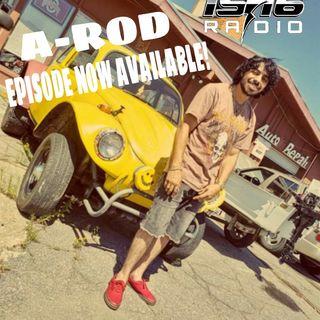 A-ROD DA GOD Live on 1516 Radio