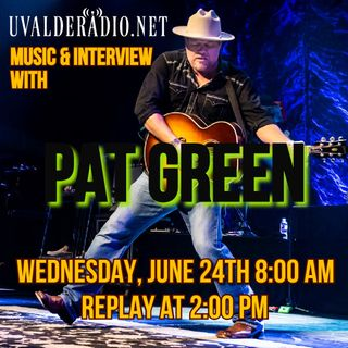 Pat Green / June 2020
