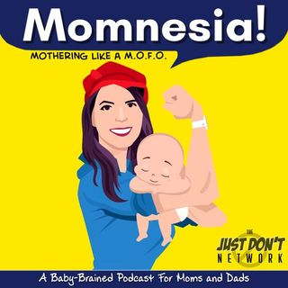 Momnesia #103: With A Little Help From My Friends