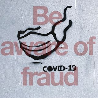 What's Your Story #PODCAST #75 Special Report on Frauds and Scams During COVID-19