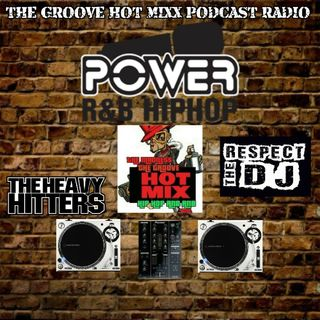 HOT MIXX THE GRoove5r RADIO SHOW