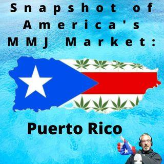 Snapshot Of America's MMJ Market: Puerto Rico