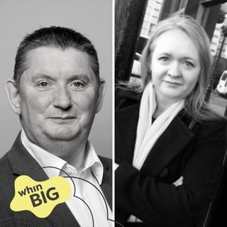 Quarantalks - 3 - Support for Business, with Richard Ellis and Jo Davidson