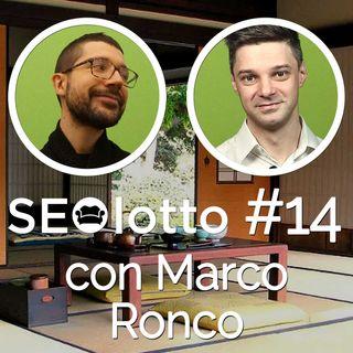 (con Marco Ronco)Imprenditori, dipendenti e risultati sul web [SEOlotto #14]