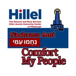 Nachamu Ami (Comfort My People)