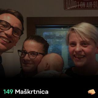SNACK 149 Maskrtnica