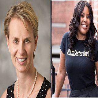 Dr. Elena Ratner and Shantana Hazel discuss racial disparities in #OvarianCancer detection on #ConversationsLIVE