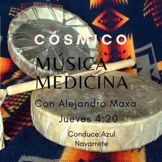 """Música Medicina"" CÓSMICO Prog 20"