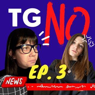 TG NO - Restrizioni in Italia e UK